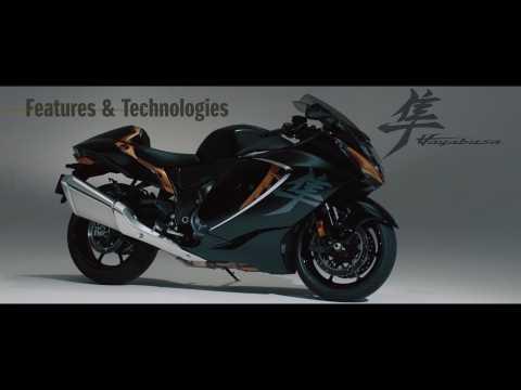 2021 Suzuki HAYABUSA Features and Technologies durability