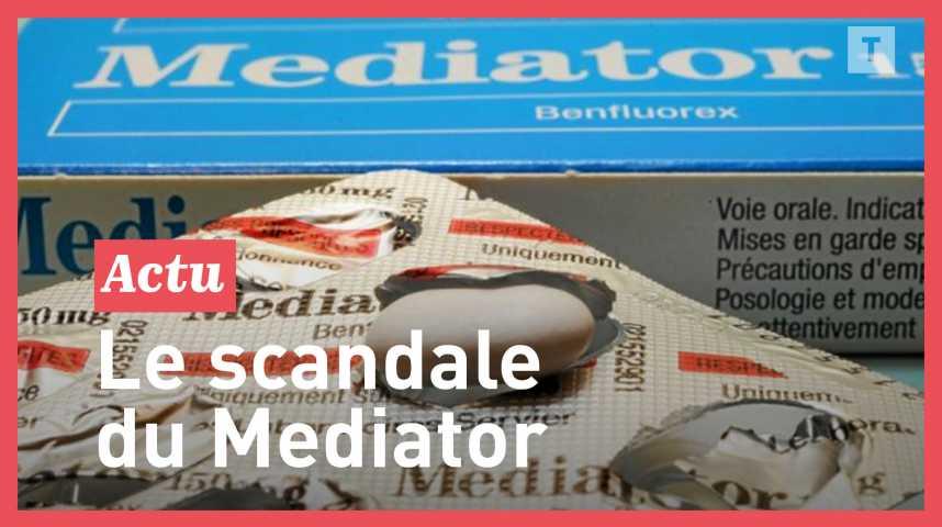Thumbnail Scandale du Médiator : le laboratoire Servier condamné