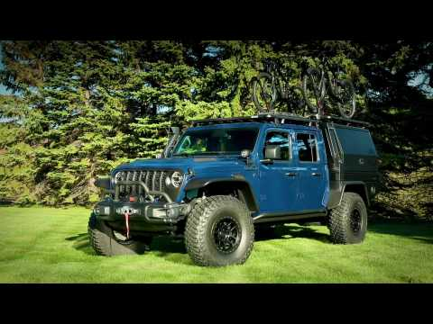 Jeep Top Dog Concept Review