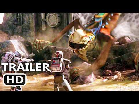 STAR WARS: THE BAD BATCH Trailer 2 (Disney, 2021)
