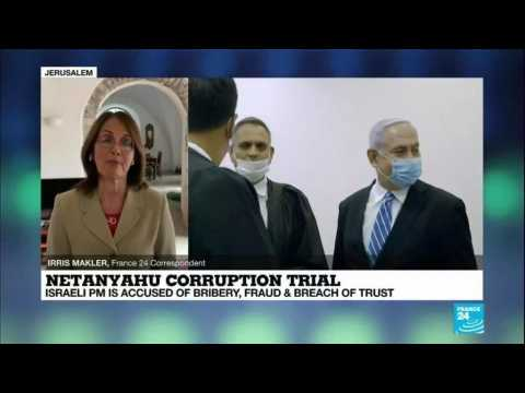 Netanyahu corruption trial: Israel PM is accused of bribery, fraud & breach of trust