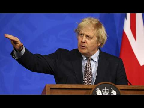 Watch live: UK PM Johnson says he's 'sticking to the roadmap' for COVID-19 restriction easing
