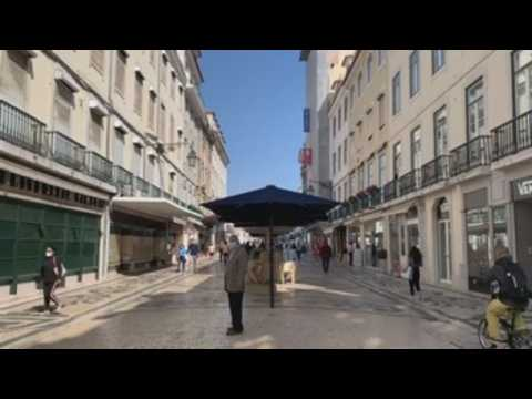 Portugal reopens its terraces and shops after 80 days