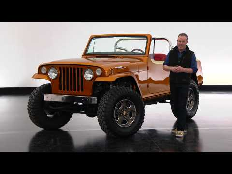 Jeepster Beach Concept Review