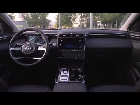 2022 Hyundai Tucson Plug-in Hybrid Interior Design
