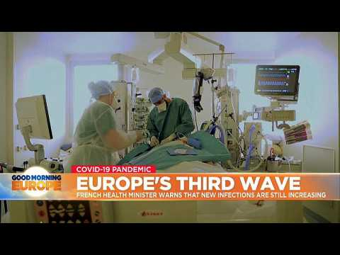 French hospitals pass second wave peak in intensive care patients