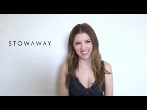 US actress Anna Kendrick goes to space in Stowaway
