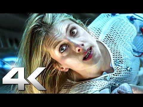 OXYGEN 4K Trailer 2 (NEW 2021) Mélanie Laurent, Sci-Fi Movie