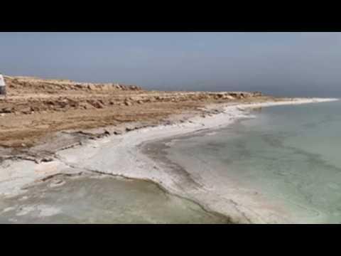 Global warming threatens an increasingly dry Dead Sea