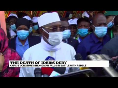 The death of Idriss Deby: What next for Chad after president killed on frontline?