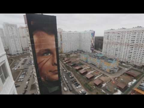 Russia remembers Gagarin, 60 years after his feat