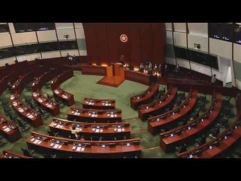 Hong Kong Legislative Council begins reviewing electoral reform bill