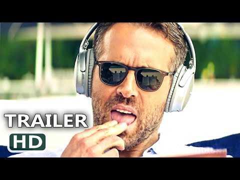 HITMAN'S WIFE'S BODYGUARD Trailer (2021) Ryan Reynolds Hitman's Bodyguard 2 Movie