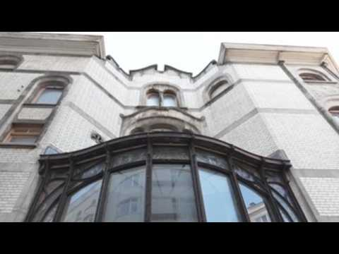 Hannon mansion, jewel of Art Nouveau in Brussels, will become a museum