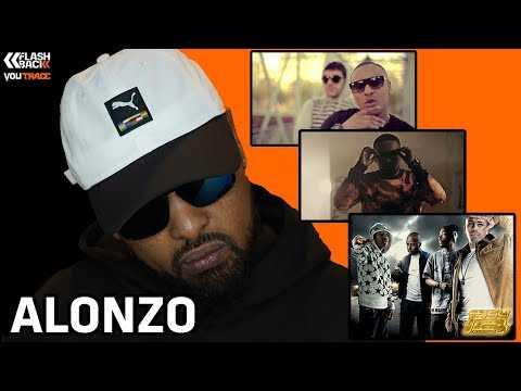 """Alonzo revient sur sa carrière (Psy4 De La Rime, """"La Belle vie"""", """"Finis-les""""...) - FLASHBACK"""