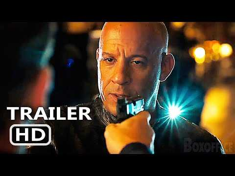 FAST AND FURIOUS 9 Trailer 2 (New, 2021)