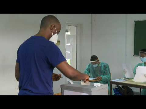 Polls open in Cape Verde, Africa's democracy model, for parliamentary elections