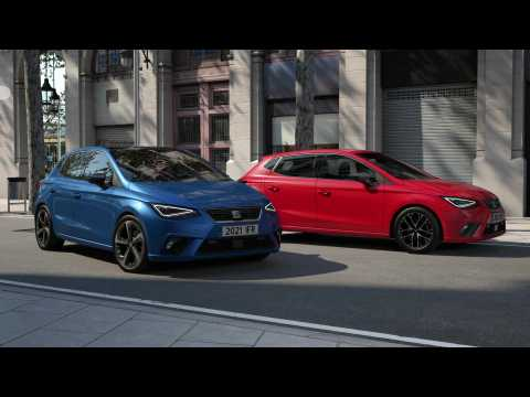 2021 SEAT Ibiza Design Highlights