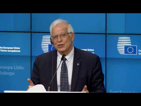 EU's Borrell: Highest Russian military deployment at Ukrainian borders ever