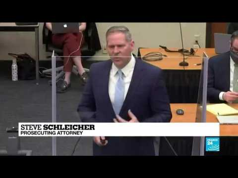 Both sides make closing arguments in Derek Chauvin murder trial