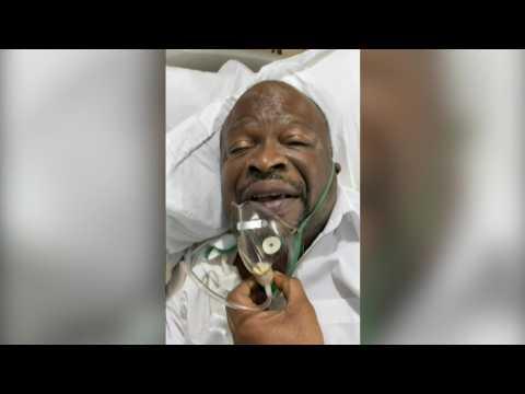 Congo opposition leader Kolelas' last video message before passing away