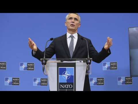NATO Foreign Ministers hold first meeting of post-Trump era