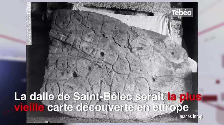 Thumbnail La plus vieille carte d'europe est bretonne