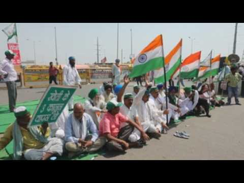Indian farmers call for nationwide protest against agri-bills