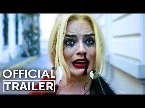 THE SUICIDE SQUAD Trailer (2021)