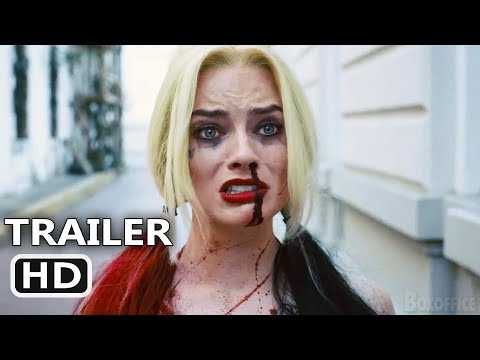 THE SUICIDE SQUAD Trailer (NEW, 2021)