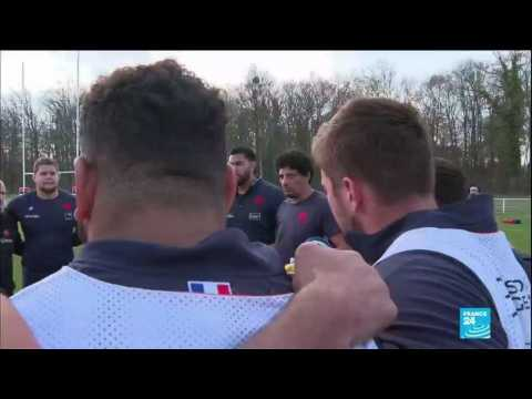 France vie for Six Nations title in match against Scotland
