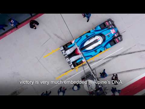 2021 Alpine - The DNA of Victory