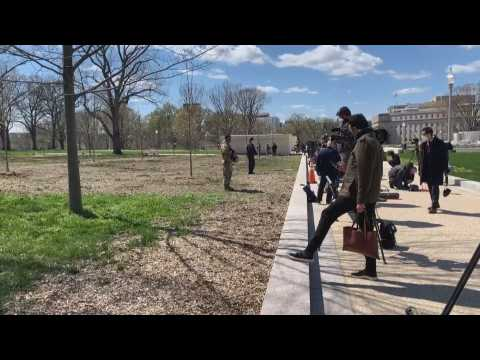 Police officer, attacker killed in incident outside US Capitol