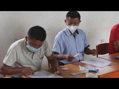 Ecuadorian Amazon communities vote amid hope, resentment