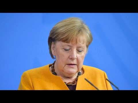 Germany: Merkel apologises and scraps plans for five-day Easter lockdown