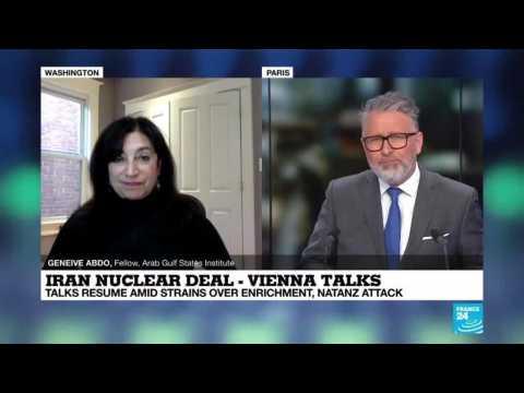 Iran nuclear deal, Vienna talks