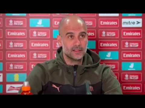 FA Cup: 'It will be a good battle' against Tuchel's Chelsea, says Guardiola