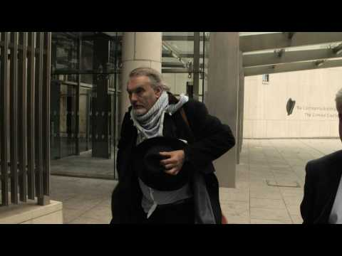 Ian Bailey in court on last day of Toscan du Plantier murder extradition hearing