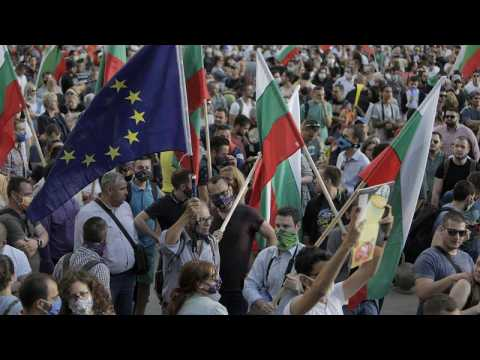 Bulgaria protests should make Europe fear 'another Poland or Hungary'