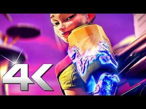 ROCKET ARENA Trailer 4K (2020) PS4 / Xbox One / PC