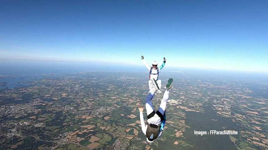 Thumbnail Free fly : embarquez avec l'équipe de France en préparation dans le Morbihan