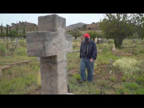 Specter of the Spanish Flu haunts old US mining town in Arizona