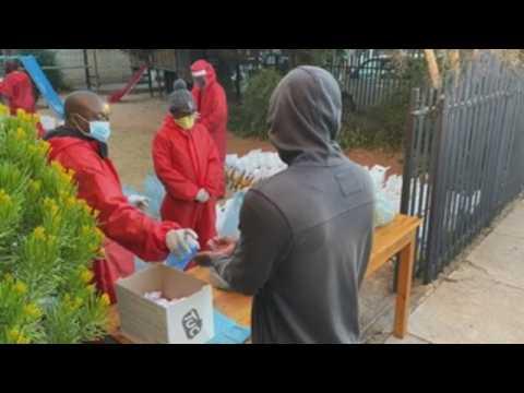 Coronavirus worsens food situation in South Africa