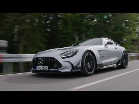 Mercedes-AMG GT Black Series - Driving Video