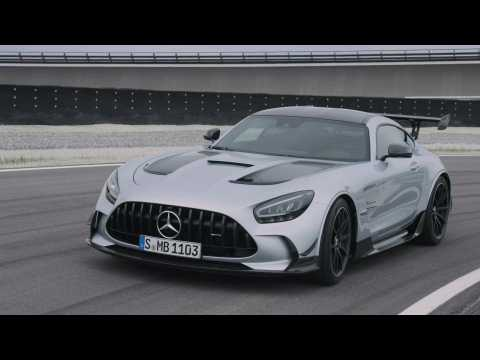 Mercedes-AMG GT Black Series - Design Preview