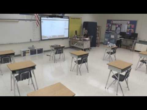 Miami-Dade county starts remote learning system amid pandemic