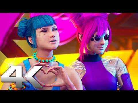 "CYBERPUNK 2077 Gameplay ""Night City"" 4K (2020)"