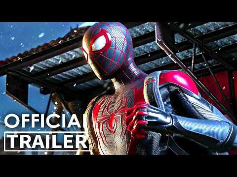 SPIDER-MAN Miles Morales Gameplay Demo 4K (2021) Marvel Superhero PS5