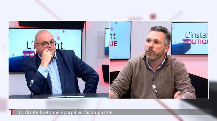 Thumbnail L'Instant Politique : la droite bretonne éparpillée façon puzzle