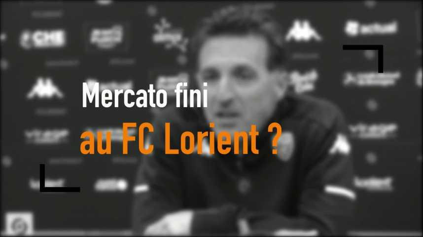 Thumbnail Fin de mercato au FC Lorient